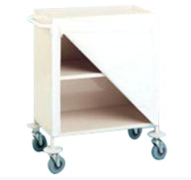 CLEAN LINEN TROLLEY SML FIT FRONT COVER