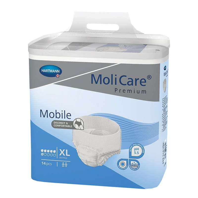 MoliCare Mobile X-Large (4x14)