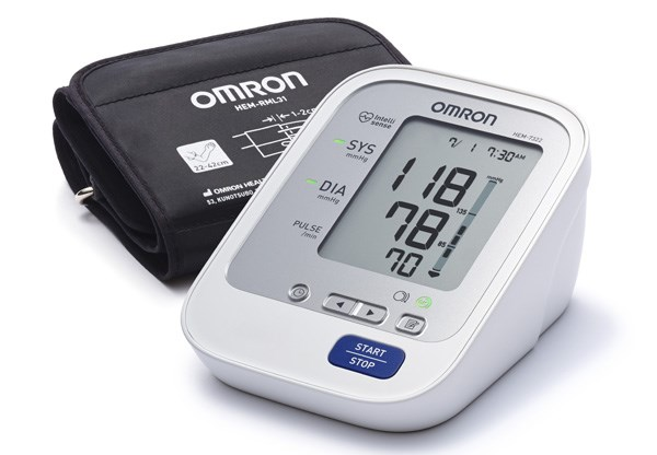 HEM7322 Premium Automatic Blood Pressure Monitor