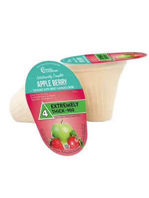 NUTRITIONALLY COMPLETE APPLE BERRY 900