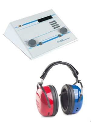 ENTOMED AUDITDATA AUDIOMETER KIT 2