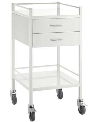 Trolley P/C Two Drawer
