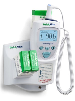 Welch Allyn SureTemp Plus 692 Thermometer with 2.7m Oral Probe