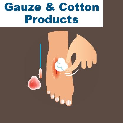 Gauze & Cotton Products